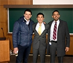 Dr. Li invited to give grand rounds at the University of Rochester Department of Orthopaedic Surgery